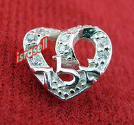 KABBALAH PROTECTION HEART PENDANT