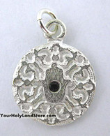 Hamsa and Protection Blessing Pendant