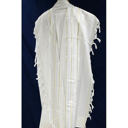 Jewish Prayer Shawl - Acrylic Tallit