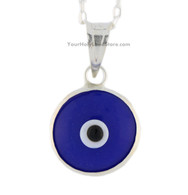 BLUE PROTECTION PENDANT AGAINST EVIL EYE