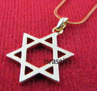 Star of Magen David Necklace 3