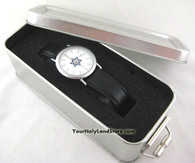 Star of Magen David Made in Israel Watch