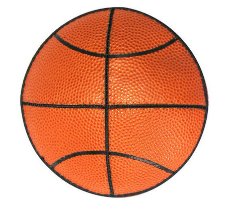 Basketball Leather Kippah