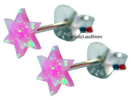STAR OF MAGEN DAVID EARRINGS