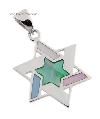 STAR OF MAGEN DAVID PENDANT