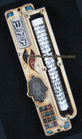 MEZUZAH WITH KABBALAH PROTECTION HAND