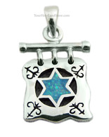 UNIQUE STAR OF MAGEN DAVID PENDANT