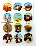 High Holidays Stickers