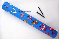 CHILDREN MEZUZAH WITH BUTTERFLIES