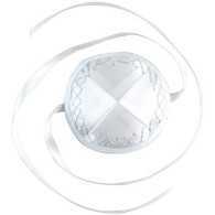 Baby First Kippah with Ties