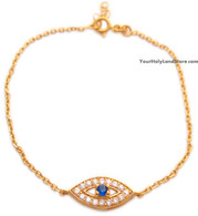 Evil Eye Protection Kabbalah Bracelet