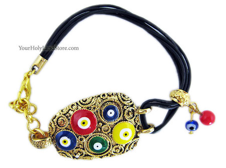 EVIL EYE PROTECTION COLORFUL BRACELET