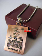 Israeli Army Dog Tag