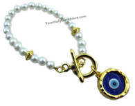 KABBALAH AGAINST EVIL EYE BRACELET