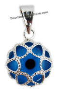 925 Sterling Silver PROTECTION PENDANT AGAINST EVIL EYE