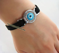 EVIL EYE PROTECTION ELASTIC BRACELET