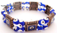 PROTECTION AGAINST EVIL EYE BRACELET