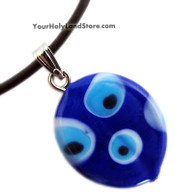 PROTECTION FROM EVIL EYE NECKLACE