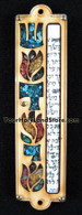Mezuzah with Gemstones