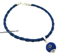 Evil Eye Braided Bracelet