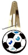 Football Kippah Clip