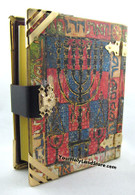 Hebrew and English Jewish Siddur Book by Jack Jaget