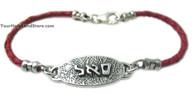 Kabbalah Red String Bracelet for Abundance, Prosperity & Success