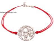 Kabbalah Red String Love Bracelet