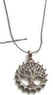 Kabbalah Tree of Life (Etz Chaim) Necklace