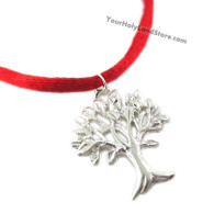 Kabbalah Tree of Life Red String Bracelet
