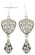 Hamsa Earrings 1