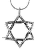 Judaica Star of David Necklace