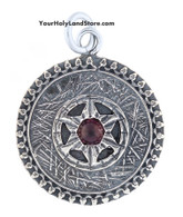 Ana BeKoach Star of David Pendant