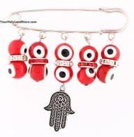 Baby Jewelry - Evil Eye Pin
