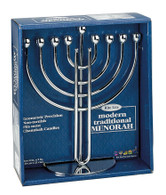 Modern Traditional Menorah