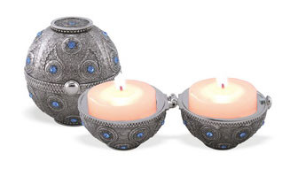 Travel Candle Holders