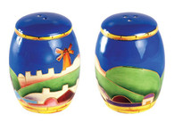 Jerusalem Salt and Pepper Shakers