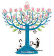 Jerusalem Tree - Wall Ornament