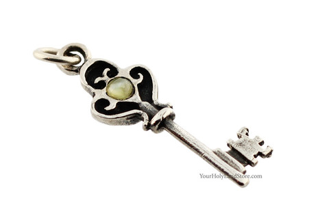 Kabbalah Key of Fortune Pendant