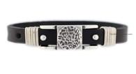 Shema Yisrael Black Bracelet