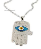 Big Hamsa Necklace