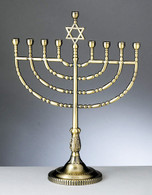 Hanukkah Traditional Menorah