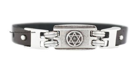 Jewish Star of David Bracelet