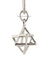Merkaba Necklace