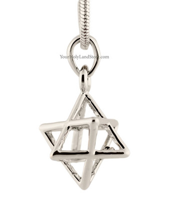 Merkaba Necklace