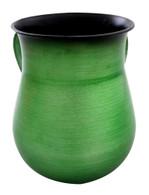 Green Netilat Yadayim Cup