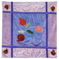 Silk Tablecloth with Pomegranates