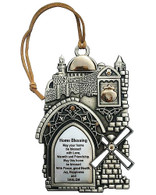 Jerusalem Wall Hanging with Home Blessing