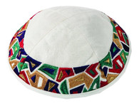 Embroidered Kippah