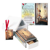 Reaching Higher Match Box with Greeting Card